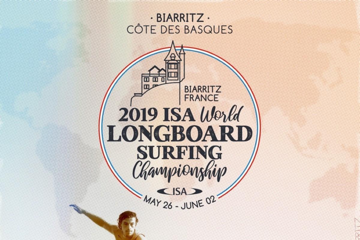 El ISA World Longboard Surfing Championship 2019 llega a Biarritz