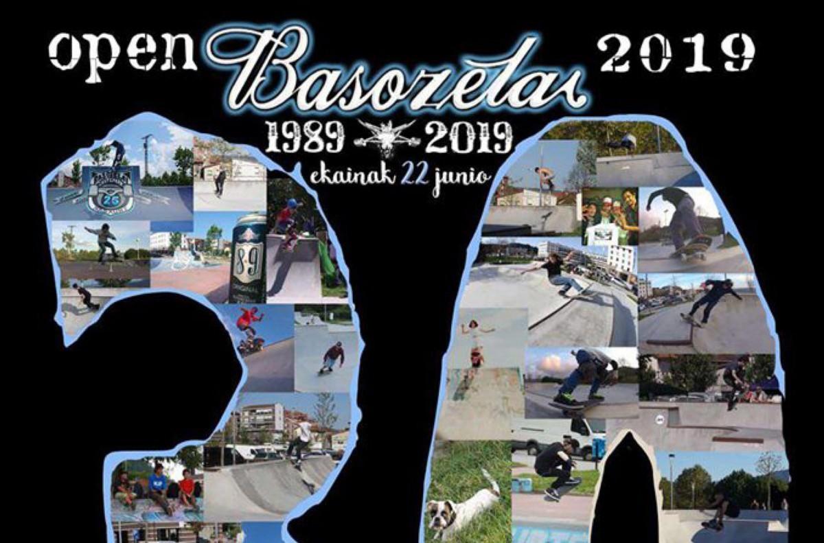 El Open Basozelai, celebra su 30 aniversario