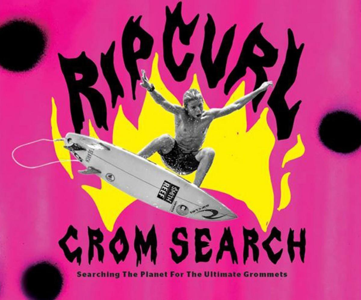 El Rip Curl GromSearch, horarios
