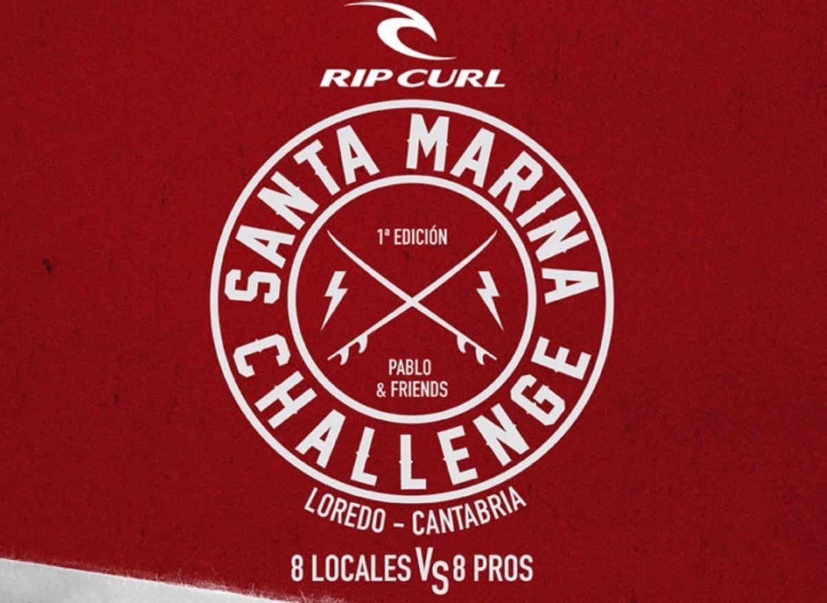 El Rip Curl Santa Marina Challenge se reactiva