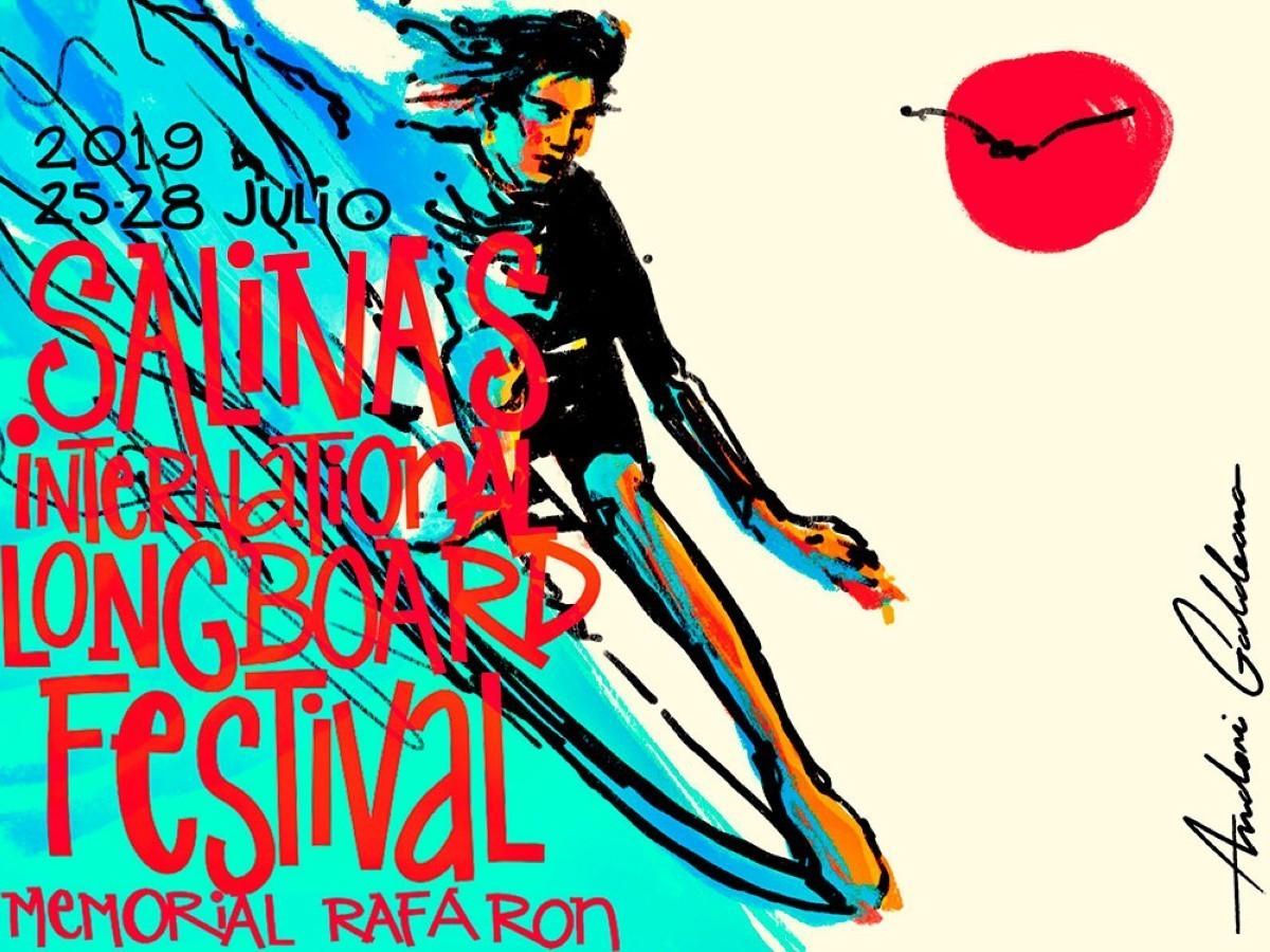 El Salinas Internacional Longboard Festival acoge el Cto de España
