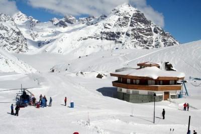 Esquiar en Chile-El Portillo