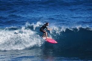 Éxito en el clásico Open Surfing Socorro 2019