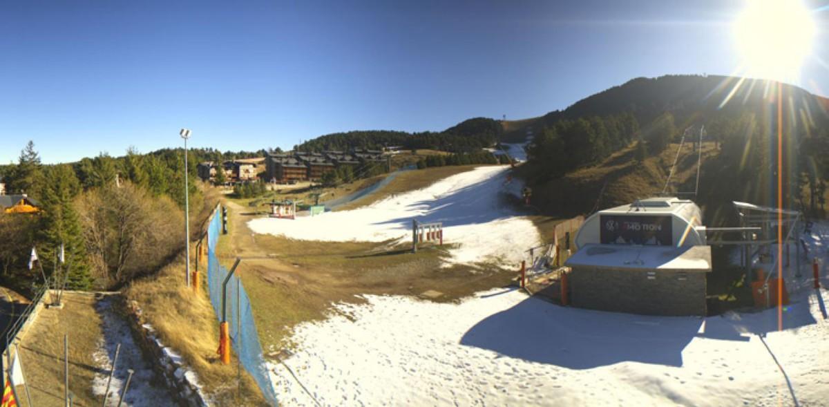 FGC instala nuevas webcams en las estaciones de ski