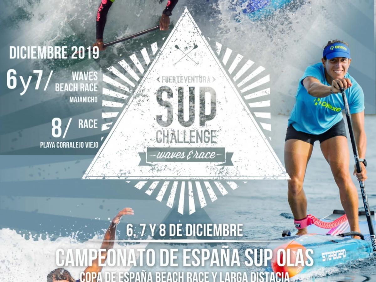 Fuerteventura Sup Challenge Weaves & Race 2019