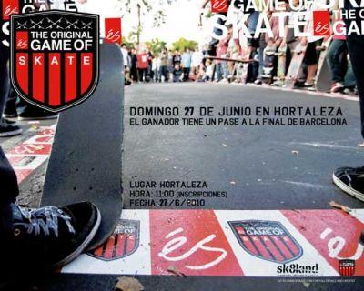 El GAME OF SKATE de Madrid el 27 de Junio