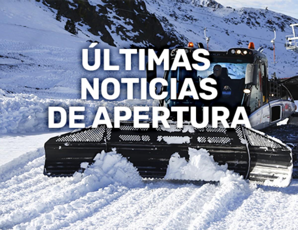 Grandvalira prevé la apertura de 30 km esquiables