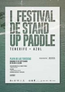 I Festival de Stand Up Paddle-Tenerife Azul