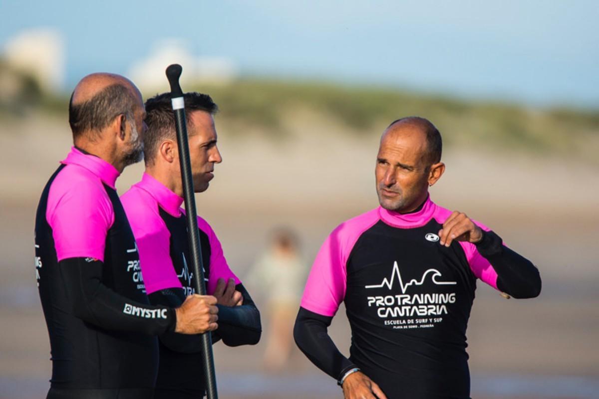 Inscripción Curso de Entrenador de Surfing de Nivel 2 FCS