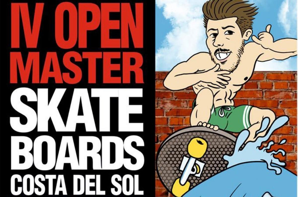 IV edición del Open Master Skateboards costa del Sol