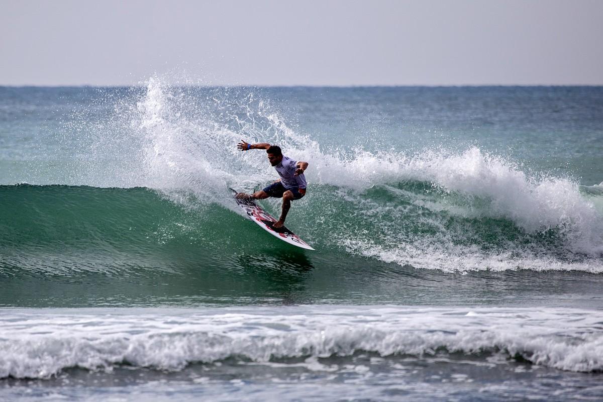 La cuarta jornada de los ISA World Surfing Games 2018