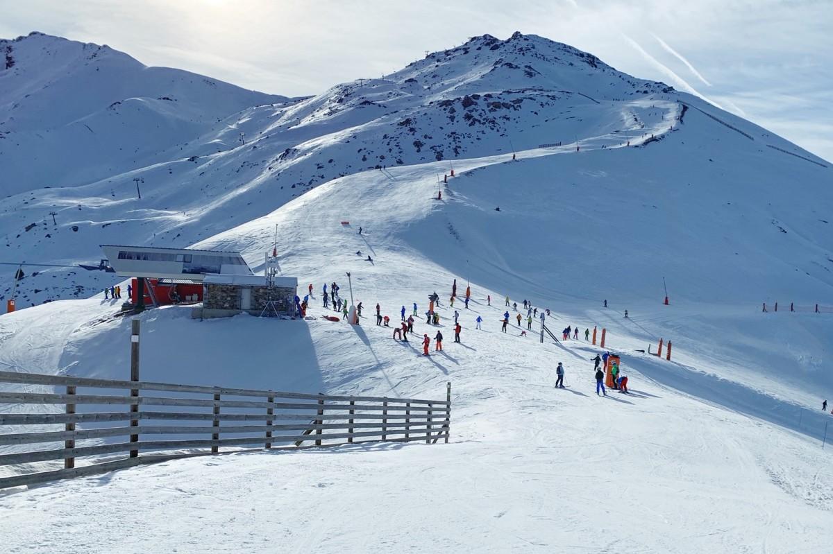 La estación de Cerler es la única del Pirineo aragonés abierta este puente