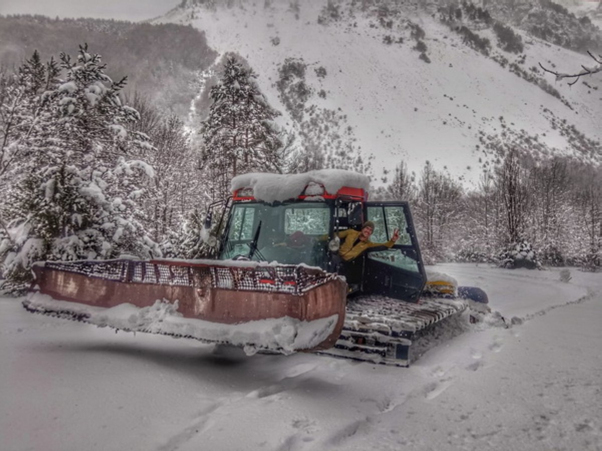 Linza acoge el Campeonato Nacional de esquí de fondo 2021
