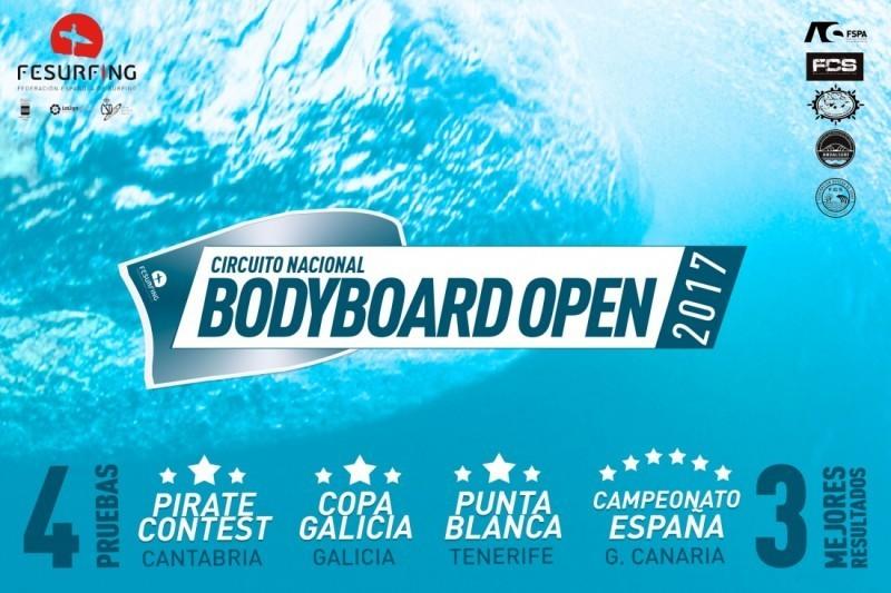 Llega el Circuito Nacional de Bodyboard a Doniños