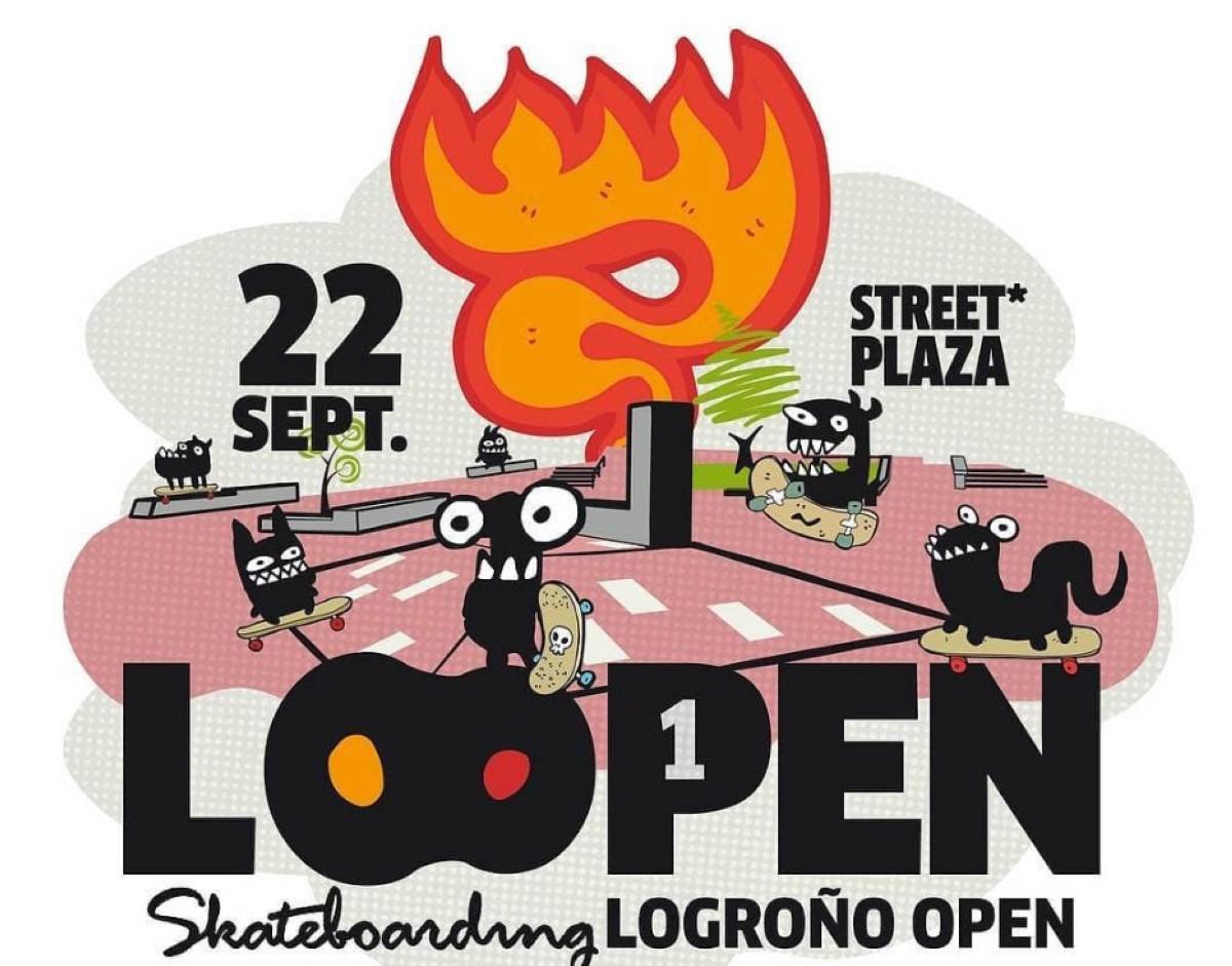 LOOPEN Skateboarding Logroño Open