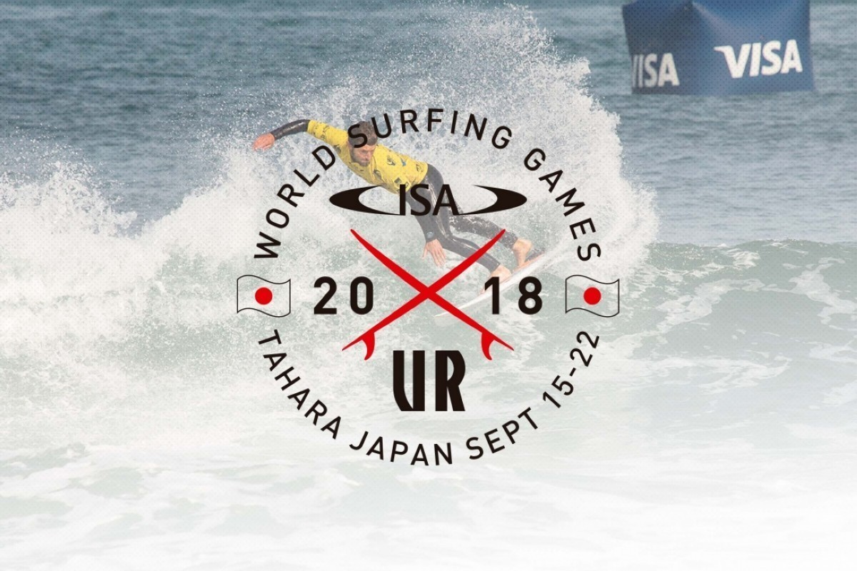 Los ISA World Surfing Games 2018