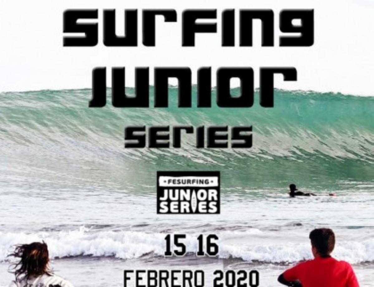 Murcia acoge el circuito nacional FESURFING Júnior