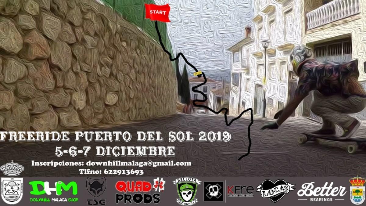 Nueva edición del Puerto del Sol Freeride