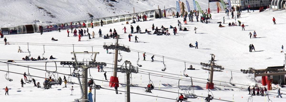 Nuevas pistas en Sierra Nevada para el día Mundial de la nieve