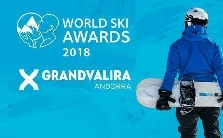 Puedes votar a Grandvalira como la mejor estación de Andorra.