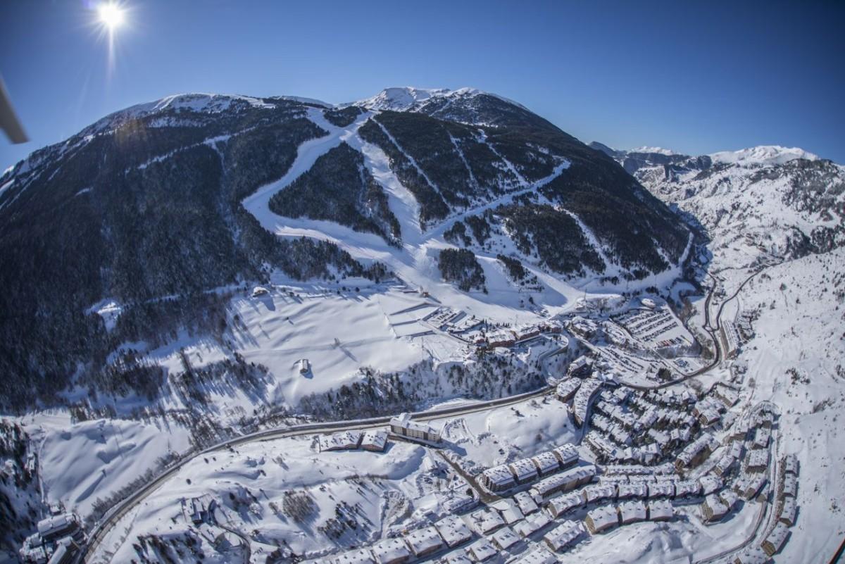 Se procede al cierre de las estaciones de Andorra