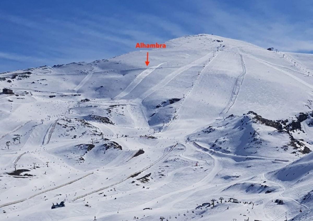 Sierra Nevada incorpora dos nuevas pistas