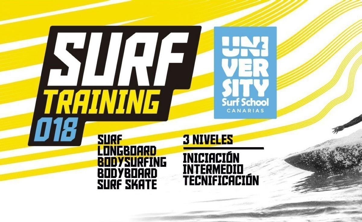Surf Training Verano 2018: mucho más que un campus