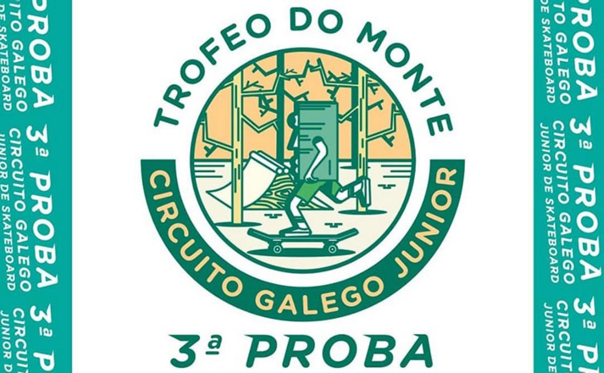 Trofeo do Monte valido para el circuito galego Junior