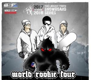 13ª edición del World Rookie Tour