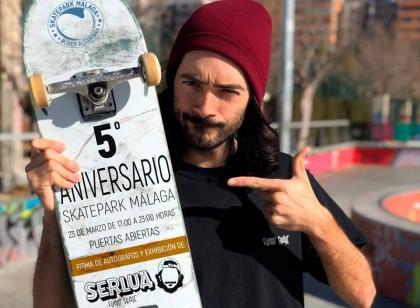 5º Aniversario Skatepark Málaga