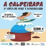 1ª Prueba del Circuito Galego de Surf y Longboard Open–Malpica
