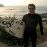 Michel Velasco ganador de la III Prueba del Circuito Cántabro