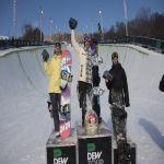 Nuevo podio de Queralt Castellet en USA