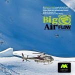 Big Air Contest Flow Snowboarding