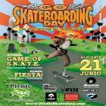 Go skateboarding day en Alicante