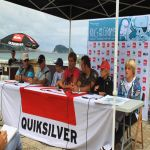 Zarautz da la bienvenida a la Final Europea del Quiksilver King of the Groms