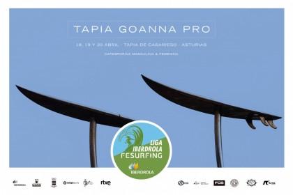 Abiertas las inscripciones para el Tapia Goanna Pro