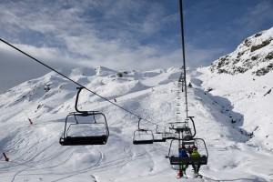 Aramón han triplicado su dominio esquiable