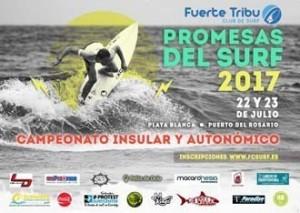 Autonómico e insular Promesas del Surf Fuerteventura