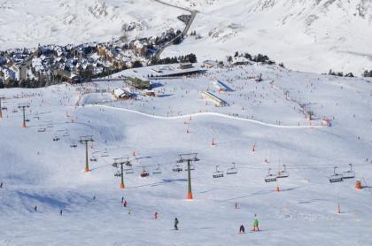 Baqueira Beret seguirá abierta durante enero