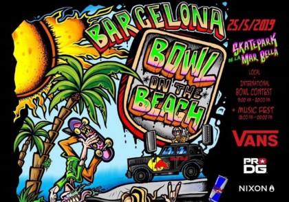 Barcelona Bowl on the Beach