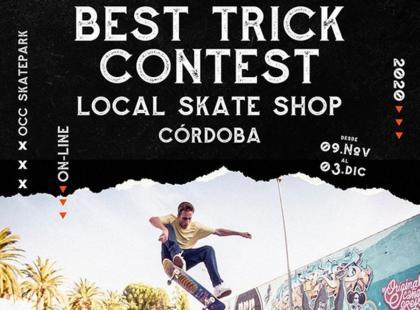 Best Trick contest online