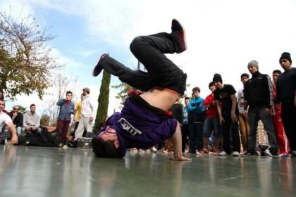 Breakdance en el Urbans Festival: Sports & Cultura