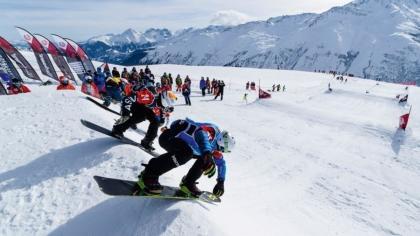 Calendarios de Snowboard y Freestyle & Freeski FIS 2021