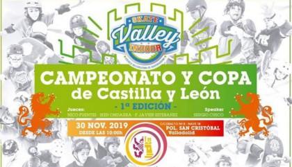 Campeonato y Copa de Castilla y León en Valladolid