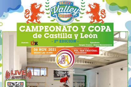 Campeonato y copa skateboard de Castilla y León