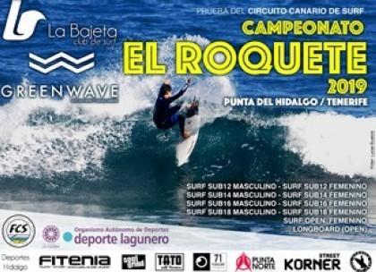 Campeonato del Circuito canario de Surf Promesas-El Roquete