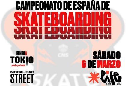 Campeonato de España de Skateboardimg