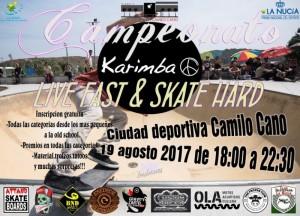 Campeonato Karimba en la Nucia
