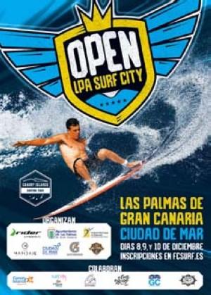 Campeonato Open Las Palmas Surf city